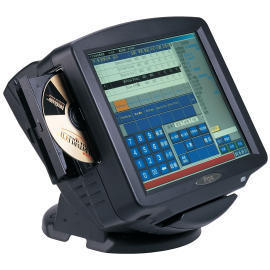VIA Eden Low Power 12.1`` Touch POS System