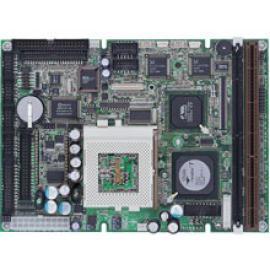 Socket 370 Pentium III Industrial 5.25`` Embedded Board (Socket 370 Pentium III 5,25``промышленной Embedded совет)