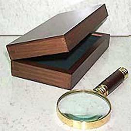 Magnifier, paperweight (Лупы, пресс-папье)