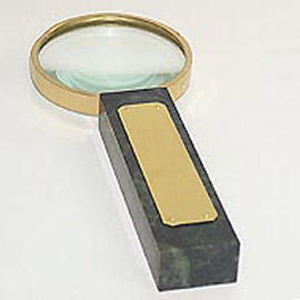 Green Marble Magnifier (Зеленый мрамор лупа)