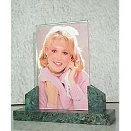4`` x 6`` Photo frame/marble base (4 х 6````Photo Frame / мрамор база)