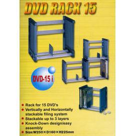 DVD Rack
