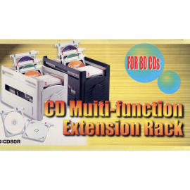 CD Muiti-function Extension Rack