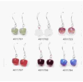 Apple shape earring (Apple Form Ohrring)