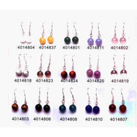 Round earring (Круглые серьги)