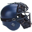 CATCHER`S HELMETsporting helmet, baseball helmet, sporting goods, athletics