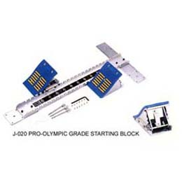 STARTING BLOCK, sporting goods, track and field, athletics