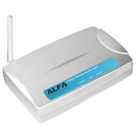 Wireless Access Point (Беспроводная точка доступа)