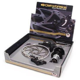 Six-Piston Hydraulic Disc Brake System (Шести-поршневые гидравлические Диск тормозной системы)