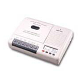 TELEPHONE RECORDER WITH LCD DISPLAY