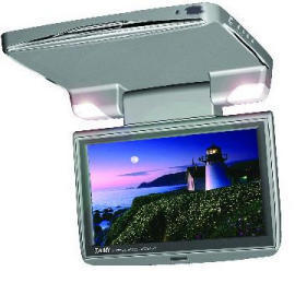 8 -Inch Mobile Video LCD Monitor With OSD - 80TFK (8-Inch Мобильное видео ЖК-монитор с OSD - 80TFK)