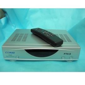 Digital Satellite Receiver with Video and Audio Decoders - GM-8002 (Цифровой спутниковый ресивер с видео и аудио сигналов - GM-8002)