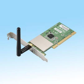 Wireless LAN PCI Card IEEE 802.11g PCI Card (Wireless LAN PCI Card IEEE 802.11g PCI Card)