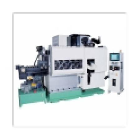 CNC 9 Axes Spring Coiling Machine