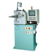 CNC 2 AXES SPRING COILING MACHINE