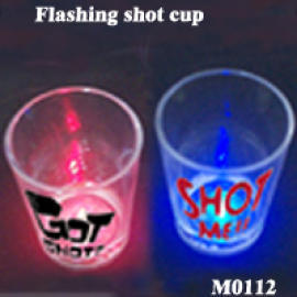 FLASHING SHOT CUP