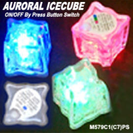 AURORAL ICECUBE(ON/OFF BY PRESS BUTTON SWITCH) (Авроральной Icecube (ON / OFF пресс-кнопочный выключатель))