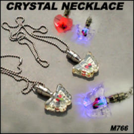 CRYSTAL NECKLACE (КРИСТАЛЛ КОЛЬЕ)