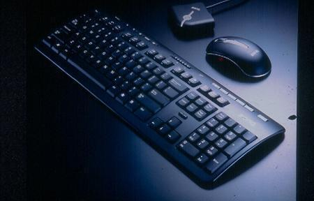 Wireless Multimdia Keyboard+ Mouse Kit