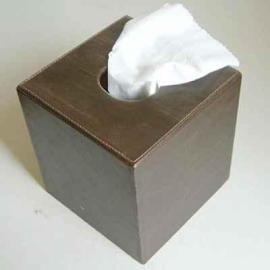 Leather PU Tissue Box Holder (Cuir PU Tissue Box Holder)