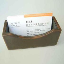 Leather PU Name Card Holder (Кожа PU Имя держателя карты)