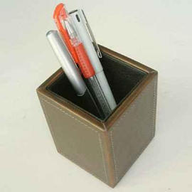 Leather PU Penholder, Pen Holder (Кожа PU ручку, Pen Holder)