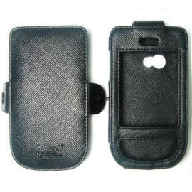 LEATHER PDA COVER CASE