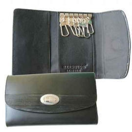 Leather PU Keychain (PU кожа брелок)