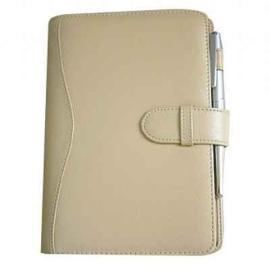 Leather PU PVC Organizer Notebook Note Book