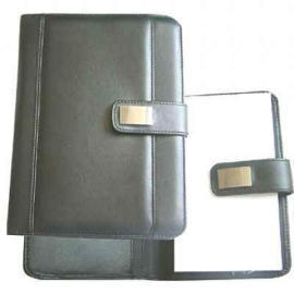 Leather PU PVC Organizer Notebook Note Book