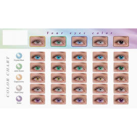 Color Lens,Cosmetic Lens,Coloured Lens,Crazy Lens,Disco Len,Magic Len,Funny Lens