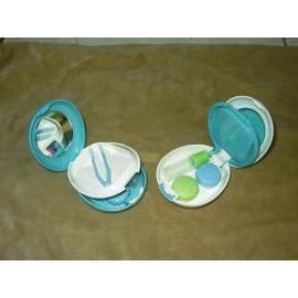 contact Lens case, travel kits (contact Lens case, travel kits)
