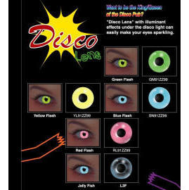 Color Lens,Cosmetic Lens,Coloured Lens,Crazy Lens,Disco Len,Magic Lens,Funny Len