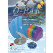 Q-PAK (patented super slim CD Box) (Q-PAK (запатентовано Super Slim CD Box))