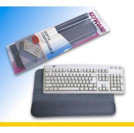 PU-Schaum-Tastatur-Pad mit Anti-Rutsch-Maschen / Wrist Rest / Keyboard-Pad / Mou (PU-Schaum-Tastatur-Pad mit Anti-Rutsch-Maschen / Wrist Rest / Keyboard-Pad / Mou)