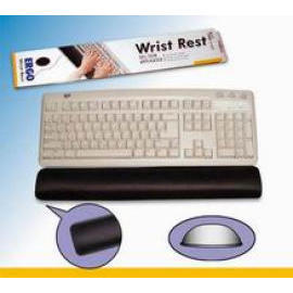 Ergo PU-Foam Wrist Rest/Wrist Rest/Keyboard Pad/Mouse pad
