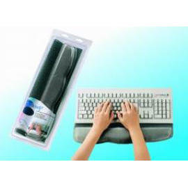 Gel Keyboard Pad/Mouse Pad/Wrist Rest