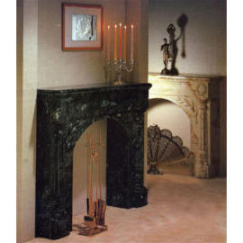 Artificial Marble Mantlepiece