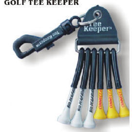 Golf Tee Keeper set