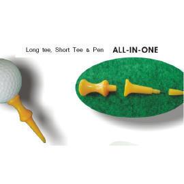 Golf Tee Writer