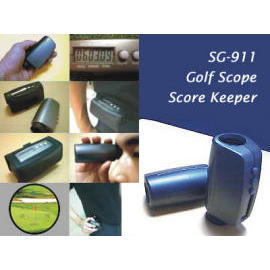 Golf Scope & Score Keeper