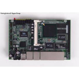 RISC CPU Module (RISC-процессор модуля)