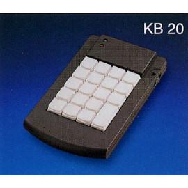 20 keys Programmable keyboard