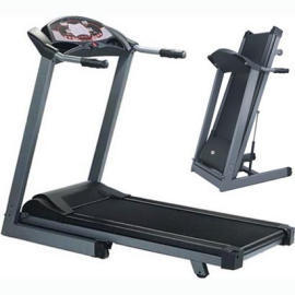 1.4HP Power incline foldable treadmill