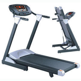 1.5HP Motorized foldable treadmill