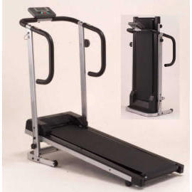 FOLDABLE MAGNETIC TREADMILL