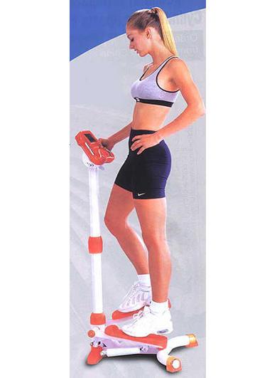 Mini Stepper W/Handlebar W/Meter and Hand Pulse (Мини шаговой Вт / Руль Вт / м и ручные Pulse)