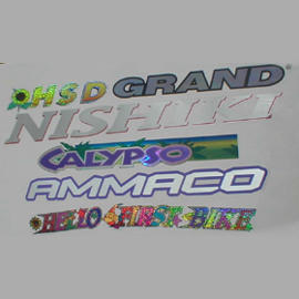 HSD-Hologram sticker