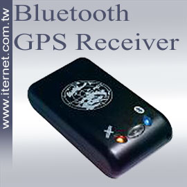 GPS Receiver with Bluetooth Function