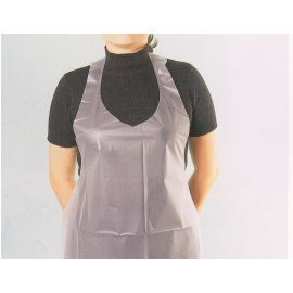 Polyethylene Aprons Low Density embossed, 0.04m/m